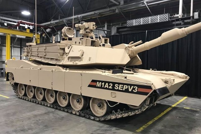The Abrams M1A2 SEPv3 is a great step forward in reliability, sustainability, protection, and onboard power -- positioning the Abrams tank and the Army's ABCTs for the future.