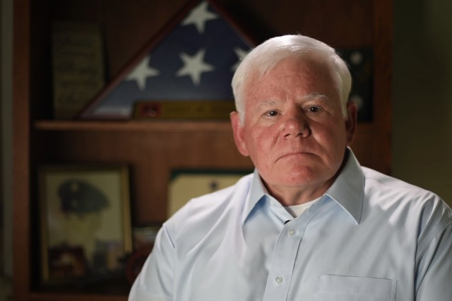 """Gary Michael """"Mike"""" Rose, the Army medic who will receive the Medal of Honor, Oct. 23, for his heroic actions in Laos back in Sept. 1970, discusses his participation in the mission that earned him the nation's highest award for military valor."""