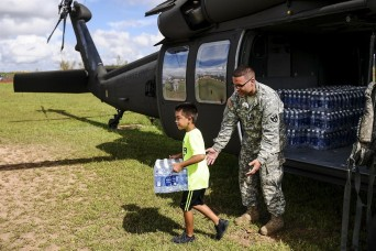 Fort Drum team volunteers to rebuild networks, communications on Puerto Rico after hurricane