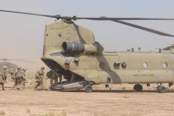 Combat Aviation Brigade build partnerships with Jordanian aviators