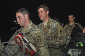 Ohio Guard members deploying to provide medical care to storm-ravaged Puerto Rico