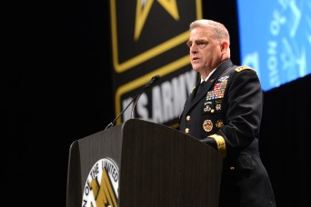 Army Chief of Staff urges Soldiers to take responsibility for unit, individual readiness