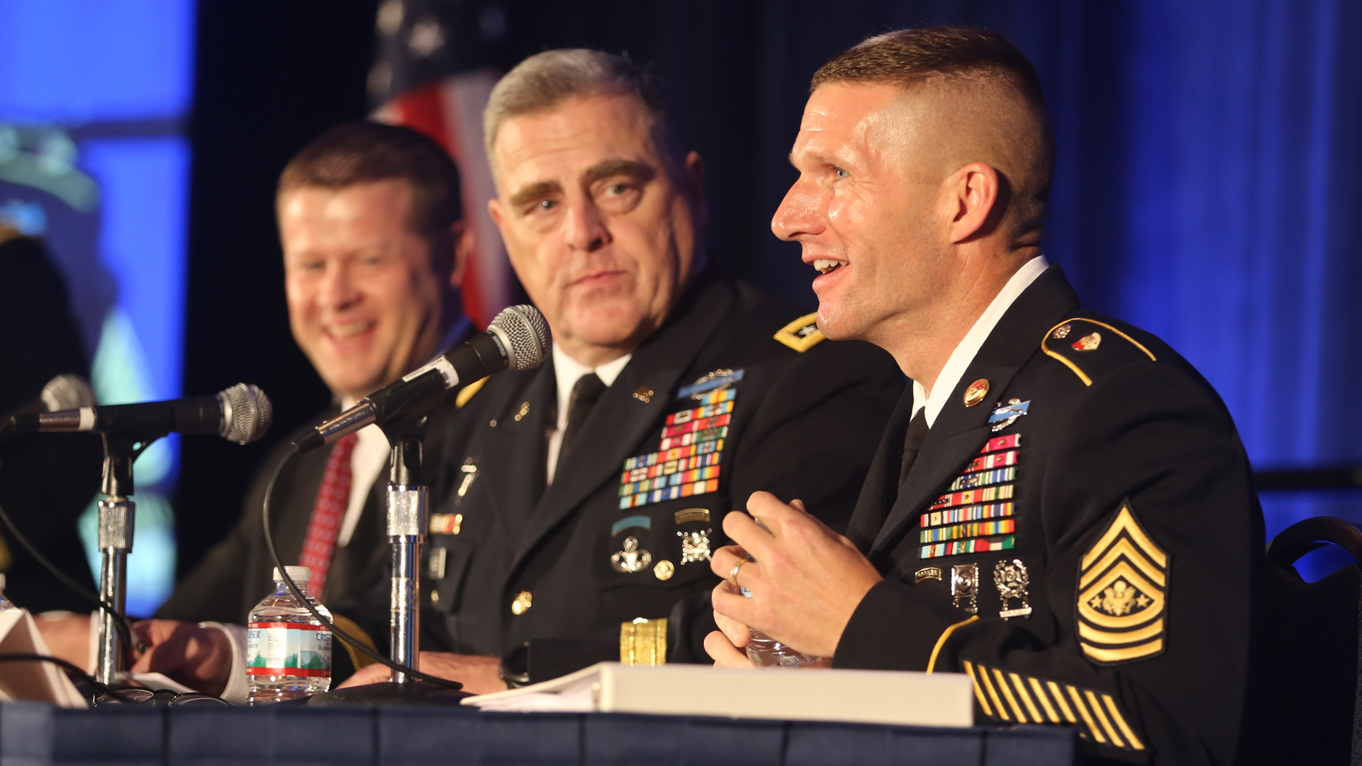 Army leaders reaffirm Family readiness as high priority | Article
