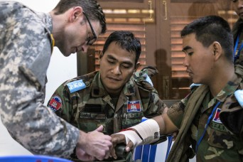 Idaho Army National Guardsman provides healthcare, on ground and in air