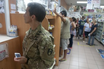 """""""Just get it done"""": Soldier, Puerto Rico native goes extra mile for those in need after Maria"""