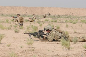 First security force assistance brigade training for deployment