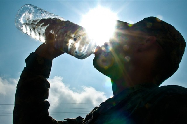 For Soldiers, working and training outdoors is part of the job - no matter how extreme the temperature. Enforcing proper hydration during cold weather is one of the easiest ways to ensure they stay healthy and arrive ready to fight.
