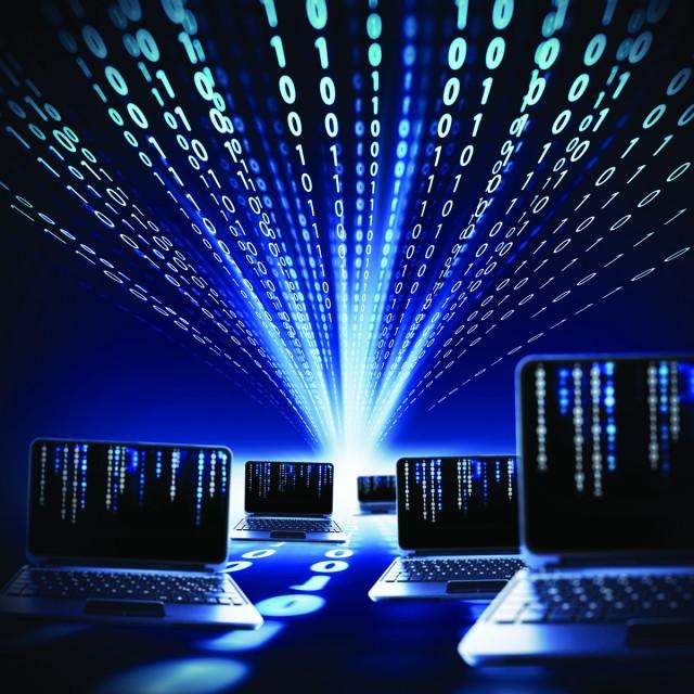 Network modernization improves data sharing capability