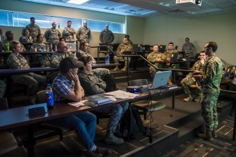 Cyber games strengthen ties and technical skills