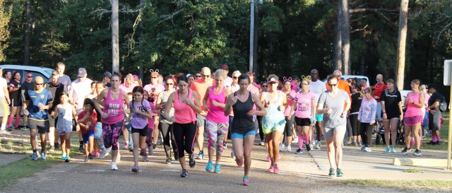 BJACH Breast Cancer Awareness Glow Run
