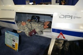 Army looking into unmanned medevac, medical resupply