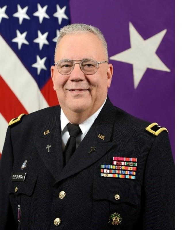 Assistant Chief of Chaplains - USAR, Chaplain (Brigadier General) Robert Pleczkowski