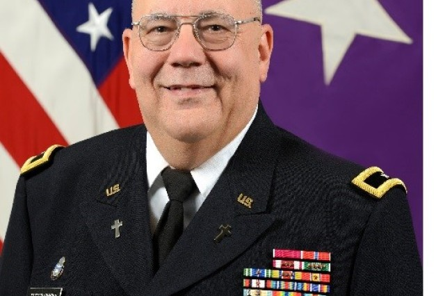Assistant Chief of Chaplains - USAR, Chaplain (Brigadier General) Robert Pleczkowski