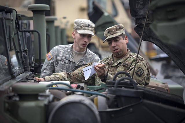 GCSS-Army: Providing big data for readiness