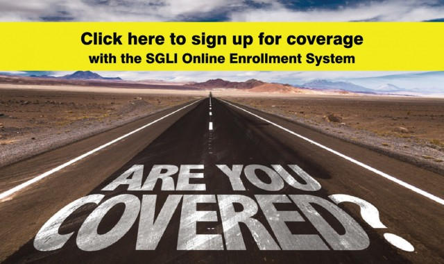 SGLI Online Enrollment System