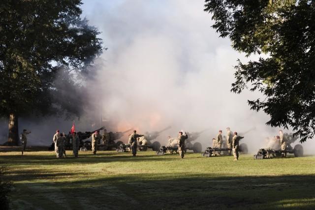 XVIII Airborne Corps change of responsibility