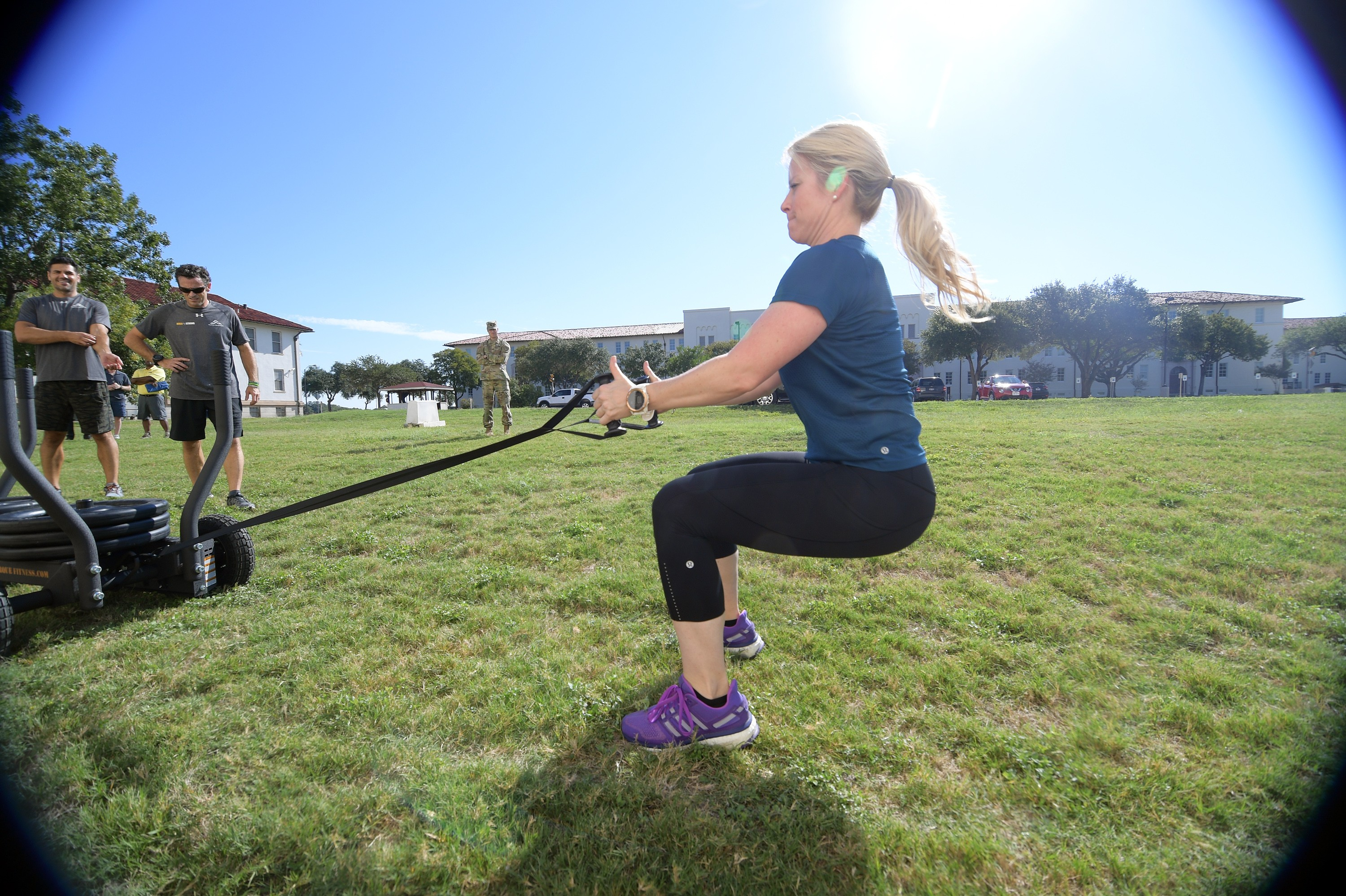 a9086ec6 Army MWR delivers functional fitness to troops at BOSS Strong ...