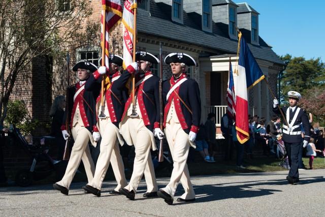 Yorktown Day Parade