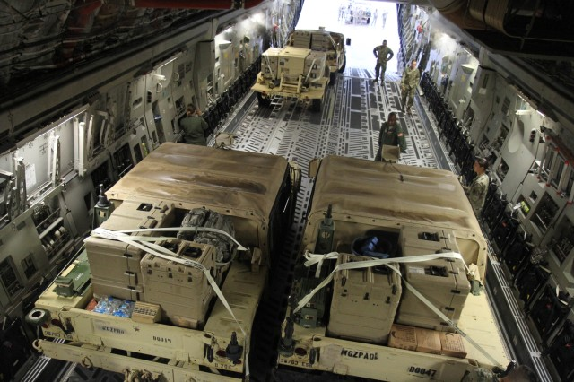 The Army's 35th Theater Tactical Signal Brigade Is Providing the Communication Backbone for What Is Inherently a Civil Response for Hurricane Relief Efforts.