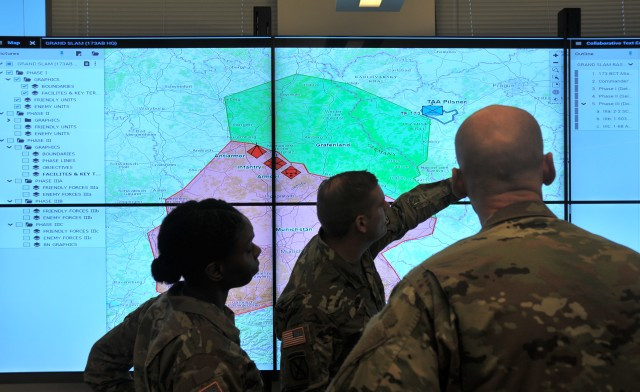 Army forges ahead with Common Operating Environment for mission command