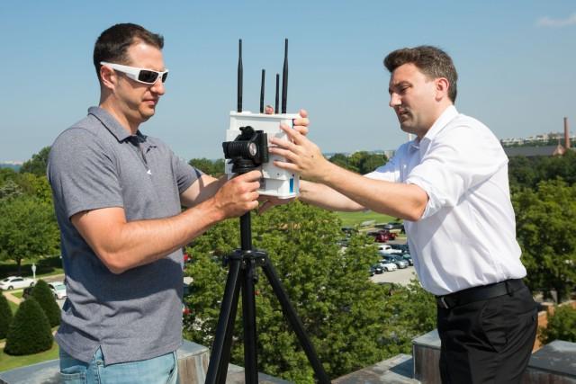 Detection program finds drones over joint base
