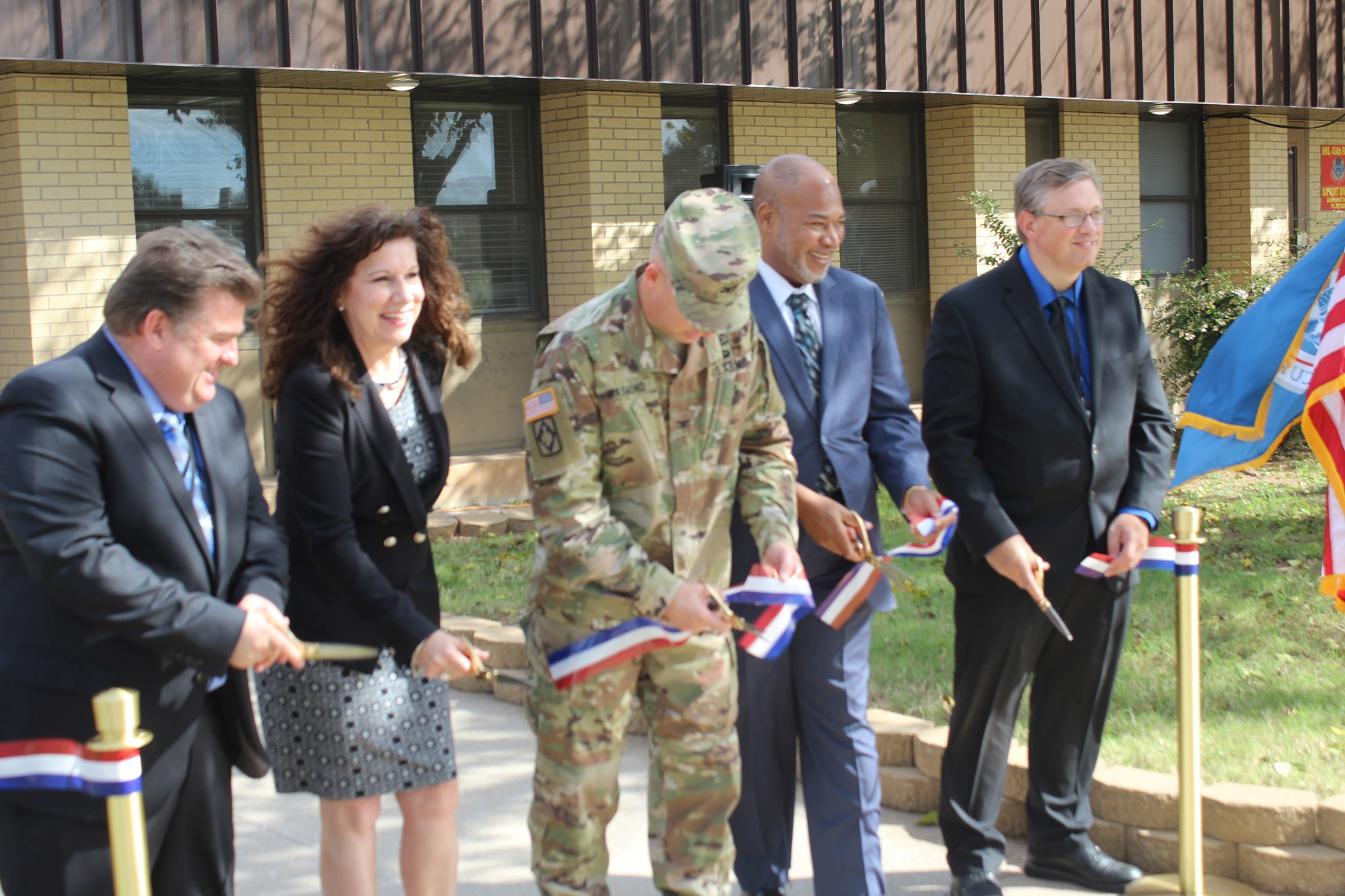Citizenship, immigration field support office opens at Fort