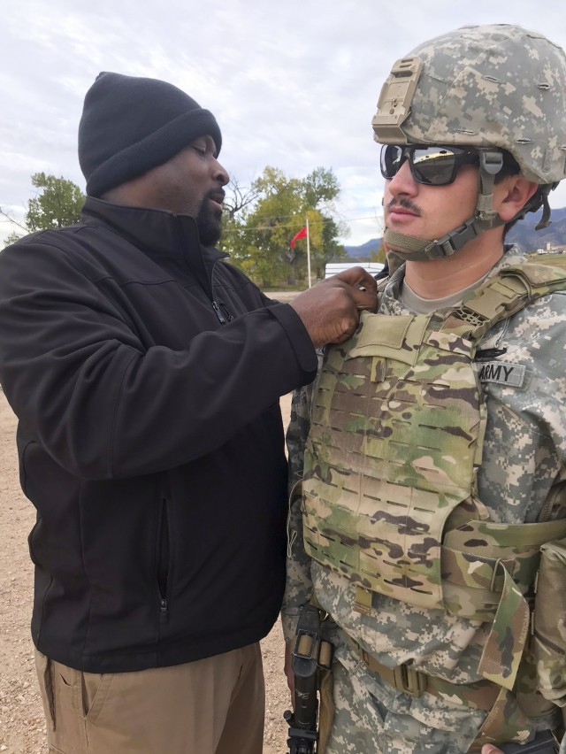 Fort Carson Soldiers field-test new body armor