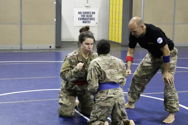 Combative Course Training