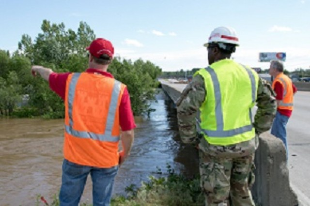 US Army Corps of Engineers Responds to Central US Flooding in 2017