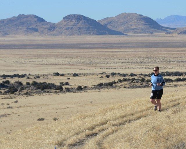 Non-Utahns place well in Dugway Ultra Run