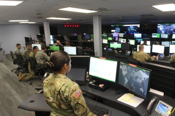Active Army cyber teams fully operational a year-plus ahead of schedule
