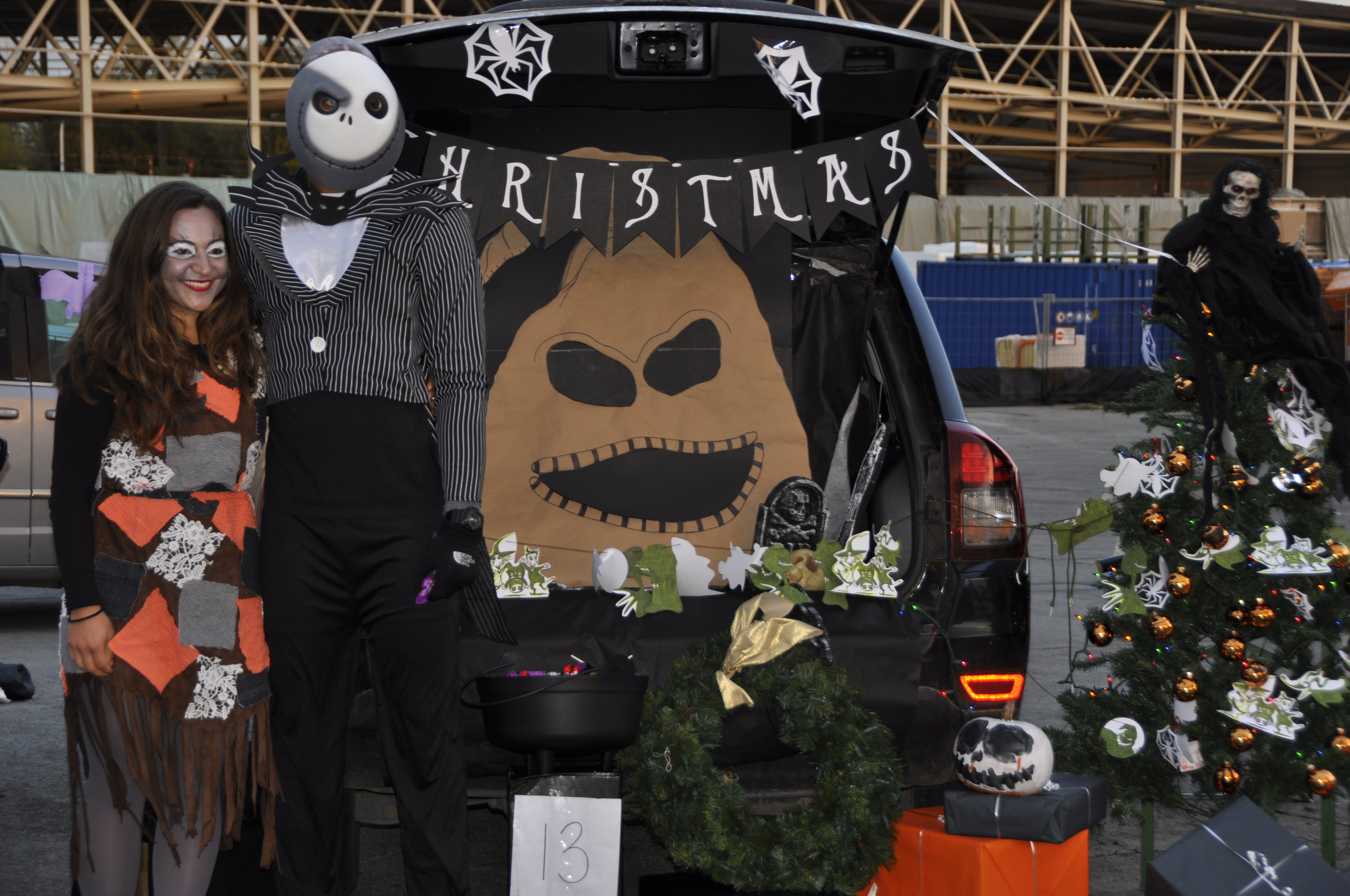 Halloween celebrated in Benelux communities | Article | The United ...