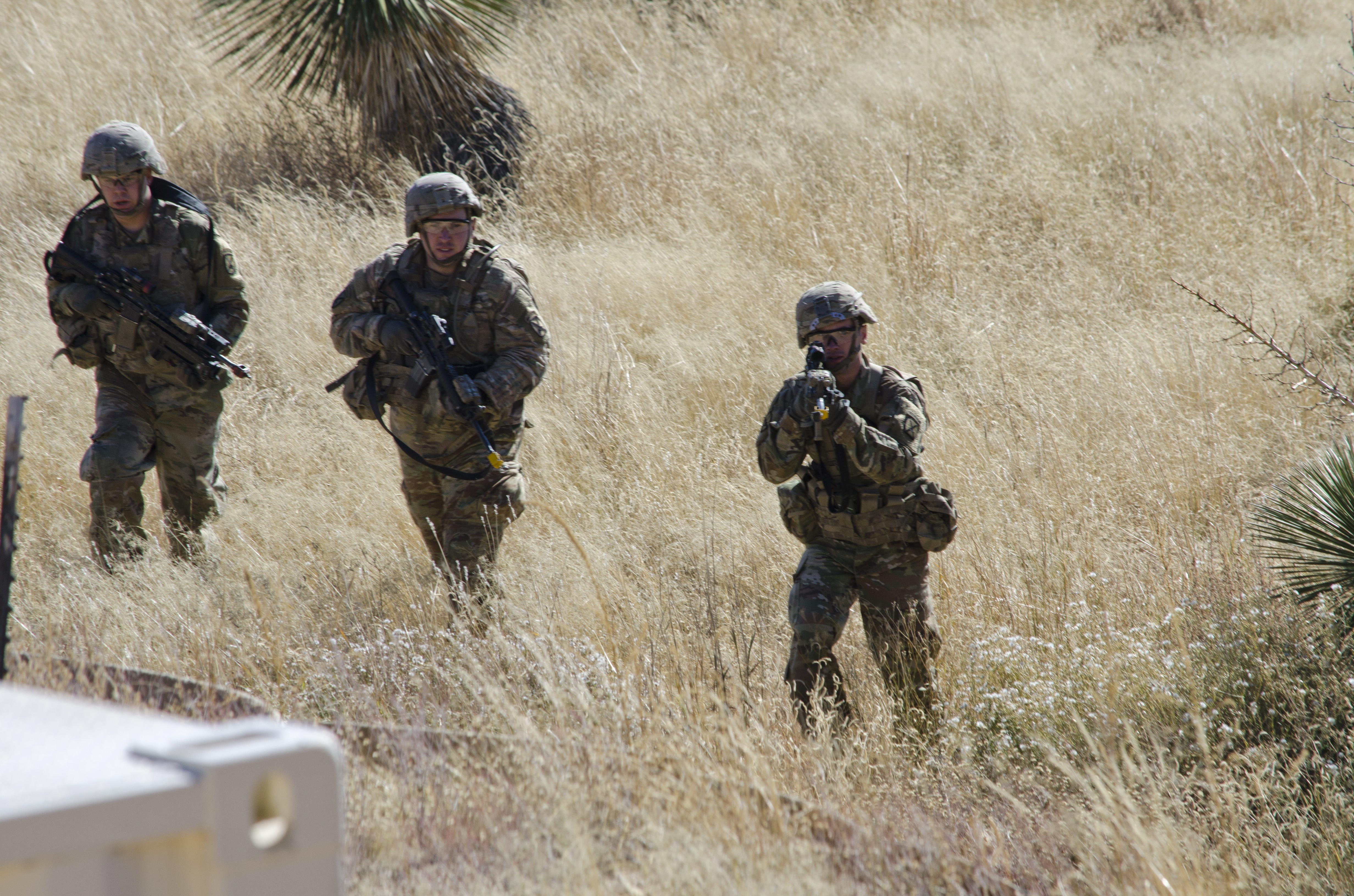 10th Mountain Division takes the fight to New Mexico in