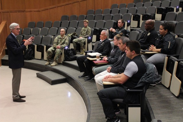 NCAA Chief Medical Officer visits West Point