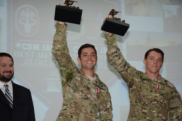 Best Medic winners
