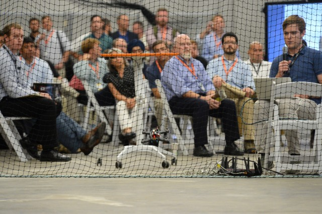 Army scouts latest drone technology at SOCOM ThunderDrone event