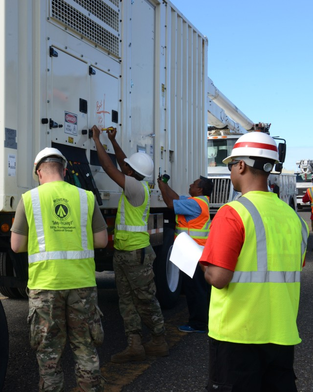 JBLE unit partners with FEMA in Puerto Rico humanitarian mission