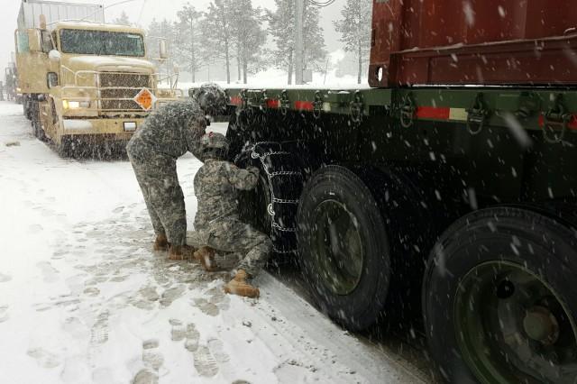 Modern Sustainment Warfare: Operation Patriot Bandoleer