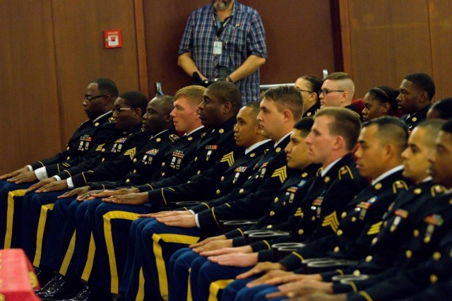 Knights Brigade NCOs focus on tradition and development
