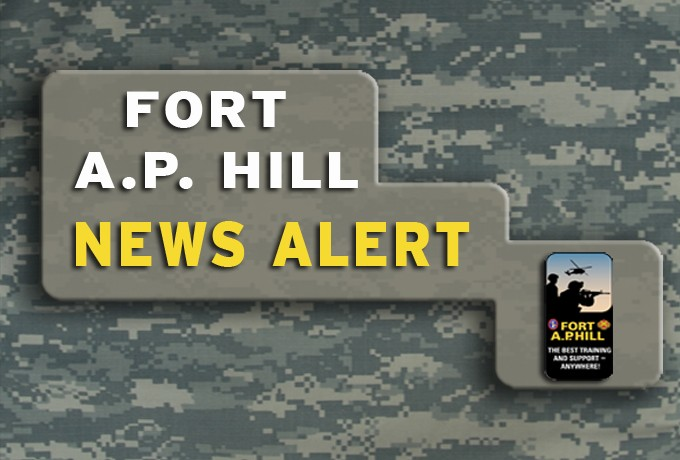 Us Army Fort Ap Hill