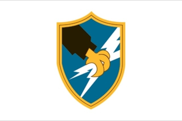 The Shoulder Sleeve Insignia for the Army Security Agency