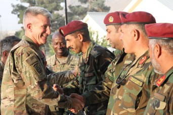 NATO plus-up will give Afghan forces an offensive boost, Army general says