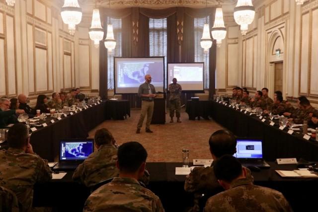 US -China Disaster Management Exchange
