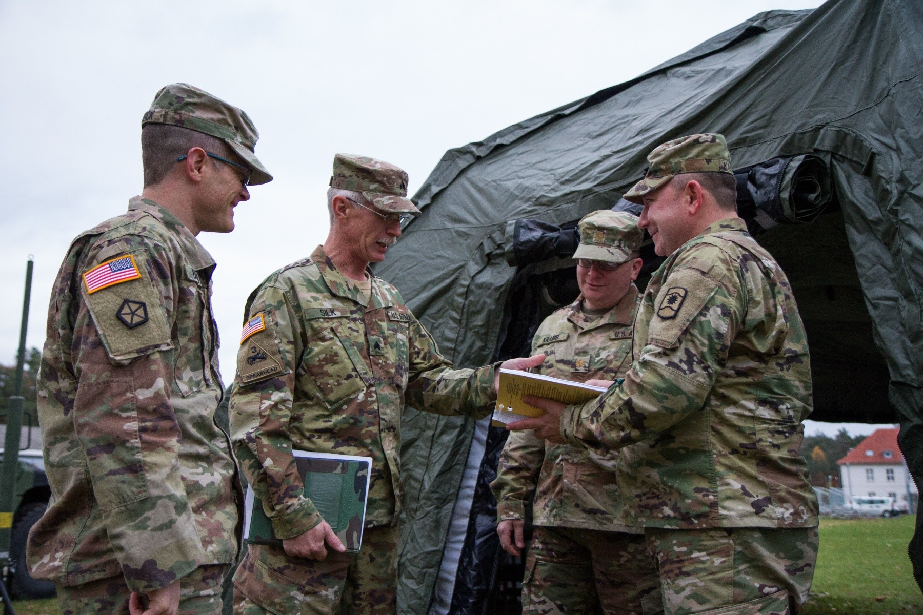 U.S. Army Reserve Soldiers exercise civil-military operations in austere environment | Article ...