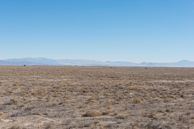 Test grids encompass approximately 250 square miles and are designated for outdoor field tests using chemical or biological simulants. Ranges may include portions of test grids. File photo Dugway Public Affairs