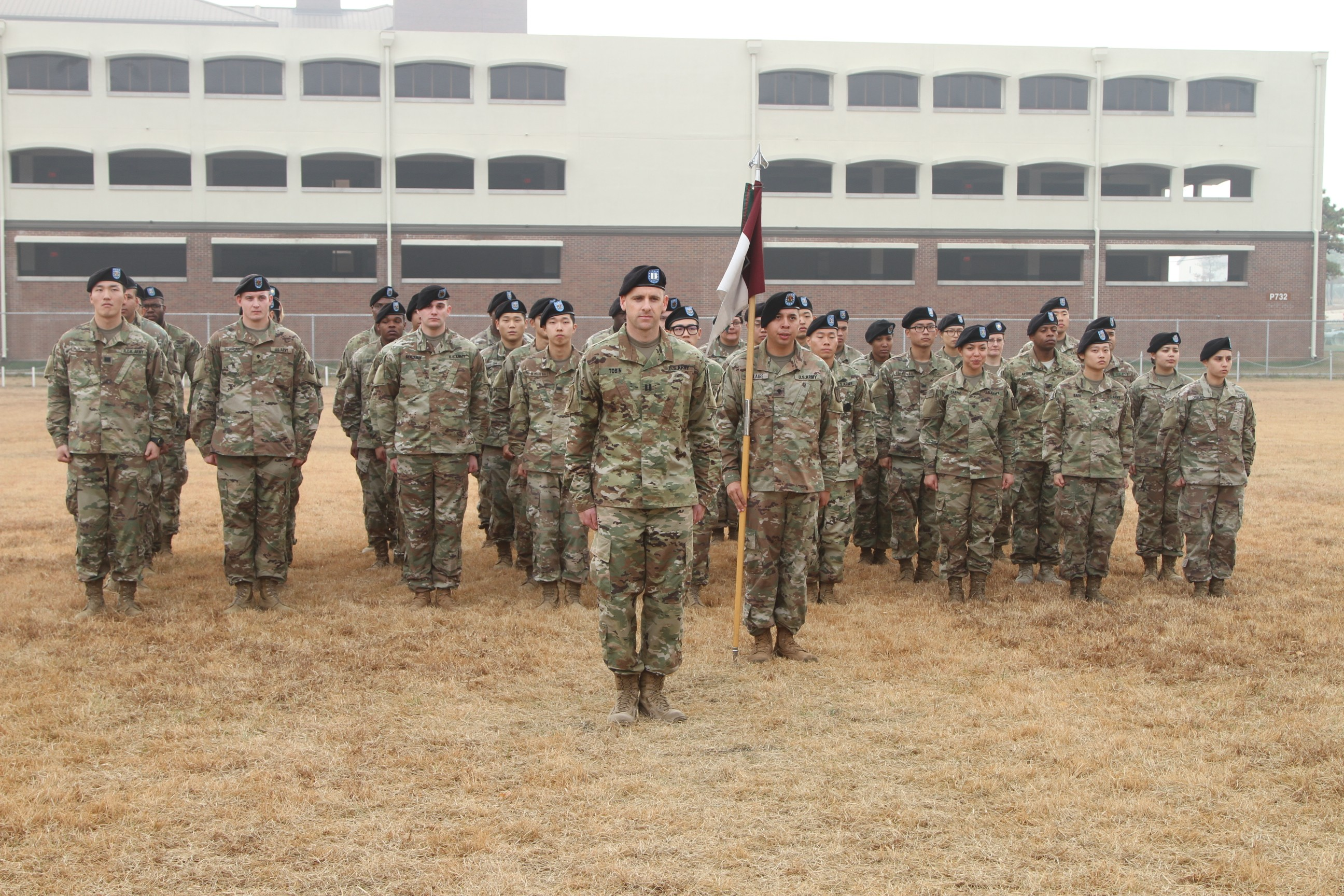 Headquarters, Headquarters Company, 65th Medical Brigade ...