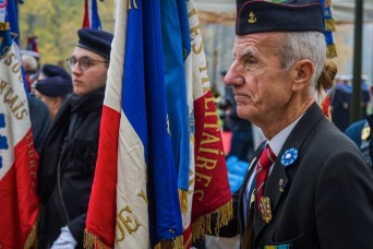 City of Lyon commemorates U.S. participation in World War I