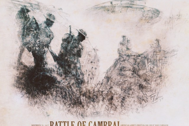 The Battle of Cambrai is remembered 100 years later for wide-scale combined arms usage.