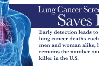 Lung Cancer Awareness Month: Getting screened could save your life
