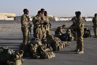 Task Force Marauder assists with aviation support in Western Afghanistan